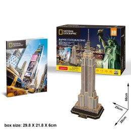 Cubic Fun Puzzle 3D Empire State Building N.G.